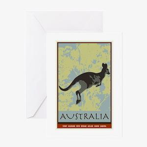 Australia II Greeting Card