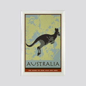 Australia II Rectangle Magnet