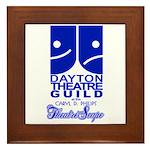 Dayton Theatre Guild Framed Tile