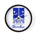 Dayton Theatre Guild Wall Clock
