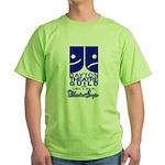 Dayton Theatre Guild Green T-Shirt