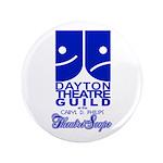 "Dayton Theatre Guild 3.5"" Button"
