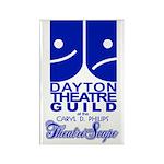 Dayton Theatre Guild Rectangle Magnet (100 pack)