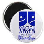 "Dayton Theatre Guild 2.25"" Magnet (100 pack)"
