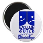 "Dayton Theatre Guild 2.25"" Magnet (10 pack)"