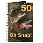 50, Oh Snap Journal