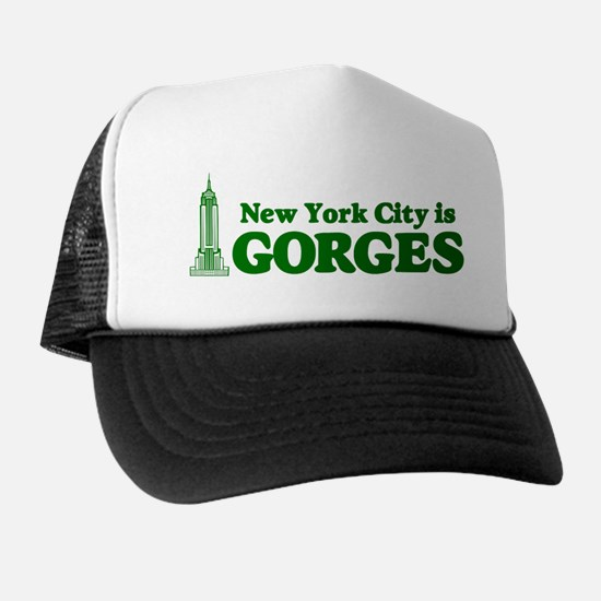 Cool Ithaca is gorges Trucker Hat
