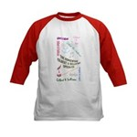 Colorful G&S Kids Bball Jersey