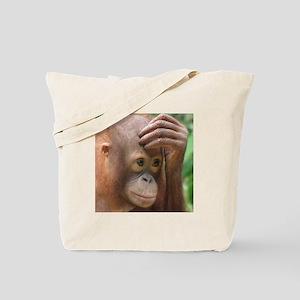 Orangutan Tote Bag