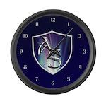 Aurora Spirits Large Wall Clock