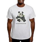 Panda Eats Shoots & Leaves Light T-Shirt