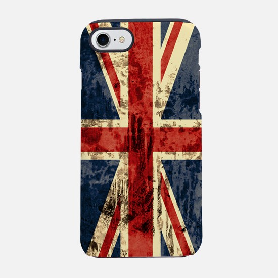 union-jack-vintage_ff.png iPhone 7 Tough Case