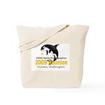 2009 Reunion Tote Bag
