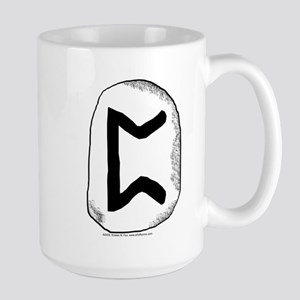 Viking Rune Perth Large Mug