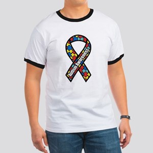 Autism Ribbon Ringer T