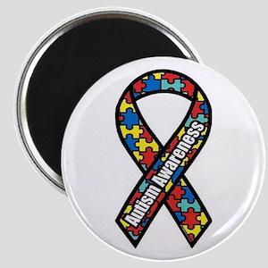 Autism Ribbon Magnet