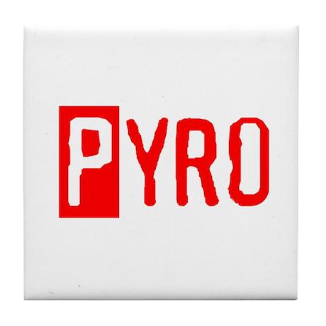 PYRO Tile Coaster