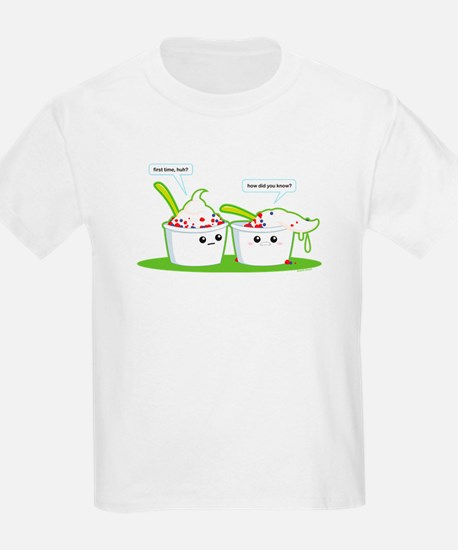 Froyo Uh Oh! T-Shirt