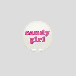 Candy Girl Mini Button