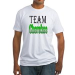 Team Cherokee Fitted T-Shirt