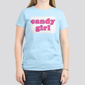 Candy Girl Women's Pink T-Shirt