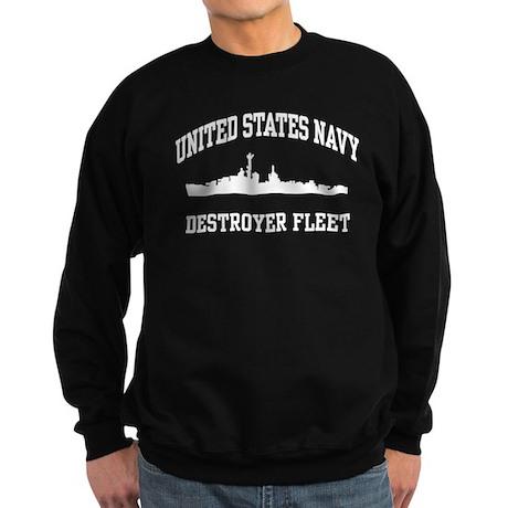 Navy Destroyer Sweatshirt (dark)
