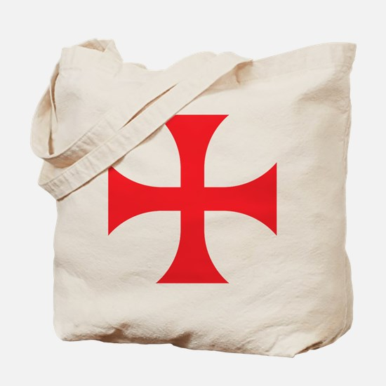 Knights Templar Tote Bag