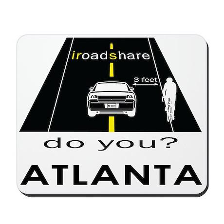 iRoadShare Atlanta Mousepad