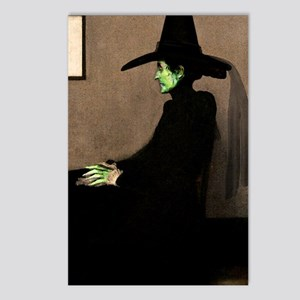 Whistler's Wicked Witch Postcards (Package of 8)