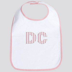 DC Flag Mini Print Bib