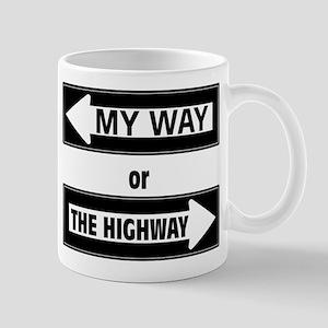 My Way Mug