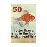 50th Mini Poster Print