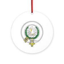 Triple Peer Ornament (Round)