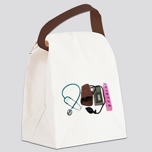 HomeHealthCare041109 Canvas Lunch Bag