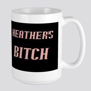 Heather Hellfire Official Large Mug