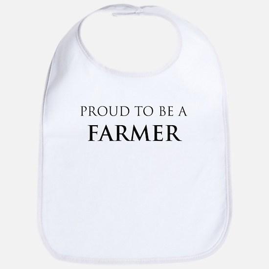 Proud Farmer Bib