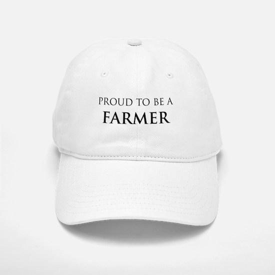Proud Farmer Baseball Baseball Cap