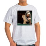 Humorous Equine Light T-Shirt