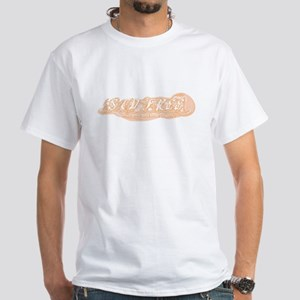 STD FREE ...no love without a White T-Shirt