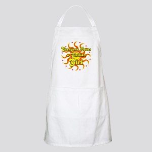 every 1 loves a sicilian girl BBQ Apron