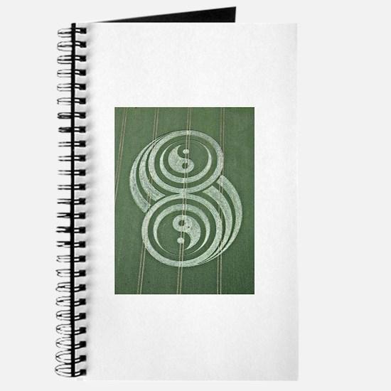 Unique Crop circles Journal
