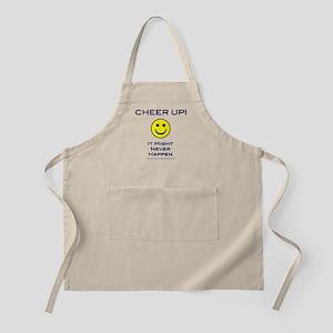 Cheer Up V2 BBQ Apron
