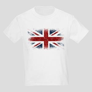 British Accented Kids Light T-Shirt