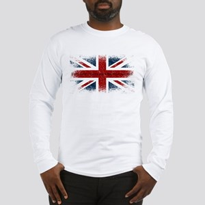 British Accented Long Sleeve T-Shirt