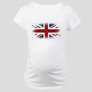 British Accented Maternity T-Shirt