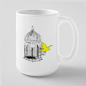 Discover Freedom Large Mug