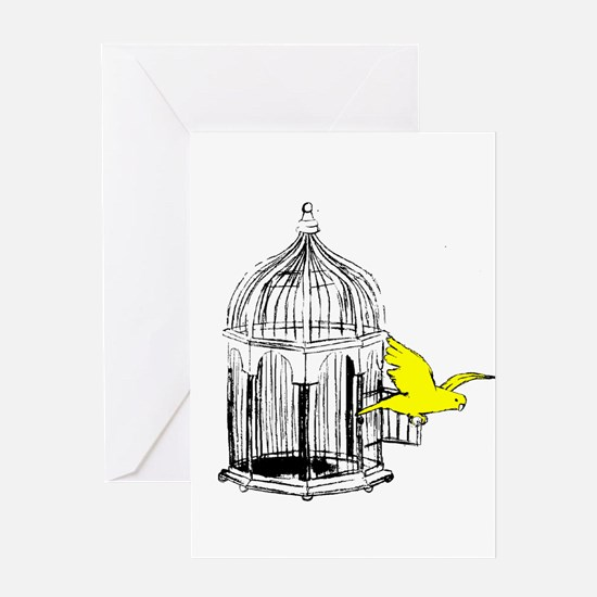 Discover Freedom Greeting Card