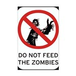 """""""Do not feed the Zombies"""" Print"""