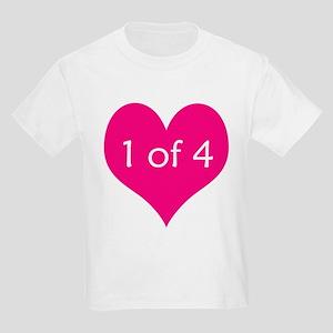 1 of 4 Kids Light T-Shirt
