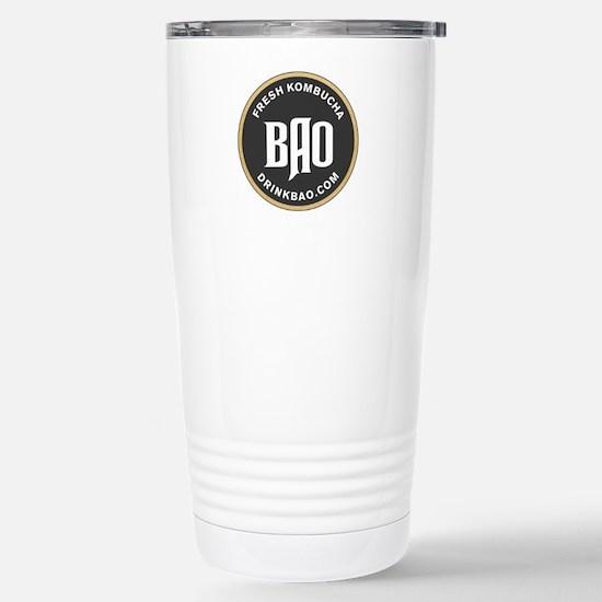 BAO Stainless Steel Travel Mug